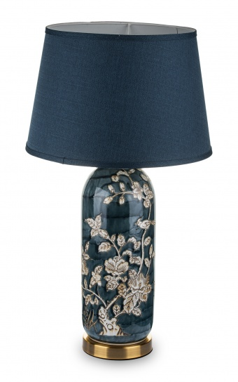 Lamp with lampshade