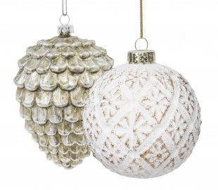 Baubles and Christmas decorations